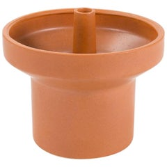 Trinum Pot Plant with Plate 'Cylinder'