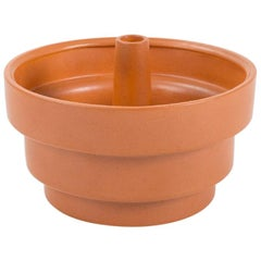Trinum Pot Plant with Plate 'Pyramid'