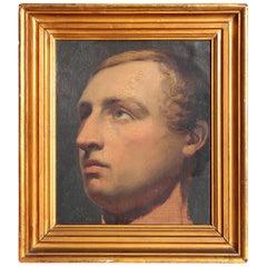 Portrait of a Young Man by Willem Hendrik Schmidt, Dutch