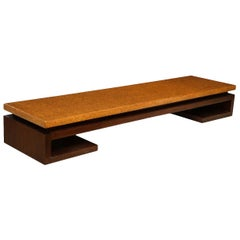 Paul Frankl Low Cork Table