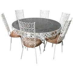 Mid-Century  Dining Set by John Salterini