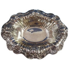 Francis I by Reed & Barton Old Sterling Silver Bowl Oval Footed #X566F
