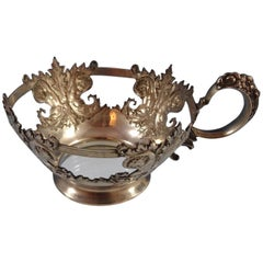 Tiffany & Co. Sterling Silver Bouillon Cup with Cherubs Figural SKU #1141