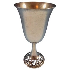 La Paglia by International Sterling Silver Goblet #189-50 SKU #1153