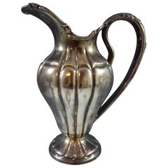 Camusso Sterling Silver Water Pitcher