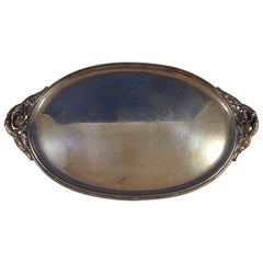 Redlich & Co. Sterling Silver Serving Tray #9392