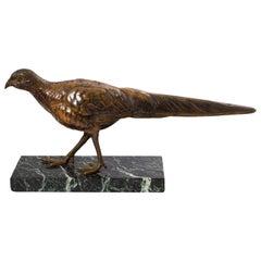 Bronze Pheasant, French