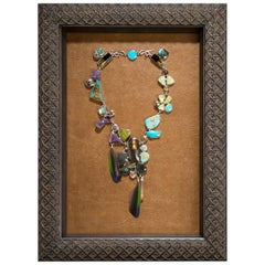 Studio Greytak 'Tulum Treasure Necklace' Framed Necklace -  Display or Wear