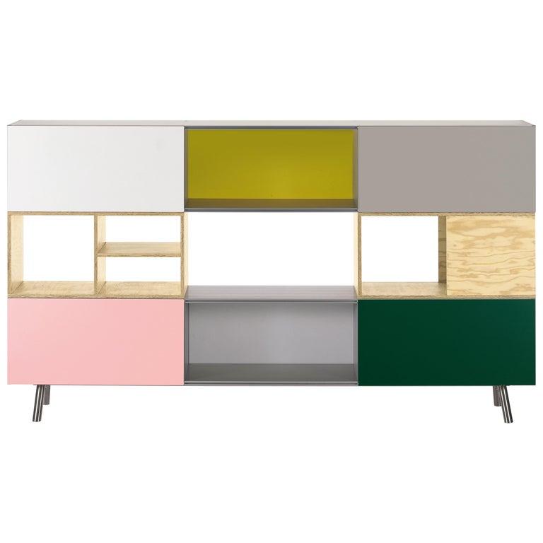 Vitra Kast 3 HU Cabinet by Maarten Van Severen For Sale
