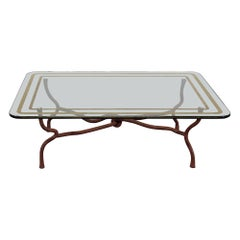Mid-Century Modern Giacometti Style Coffee Table
