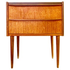 Danish Midcentury Danish Teak Chest of Drawers