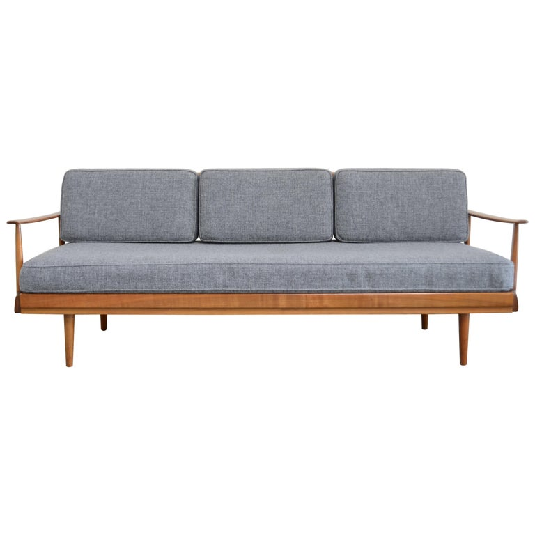 Wilhelm Knoll Antimott Daybed Sofa For Sale