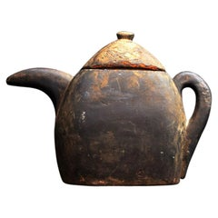 Tibetan Yaks Milk Tea Pot