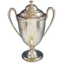 Paul Revere by Tuttle Sterling Silver Hot Water Urn or Samovar #798