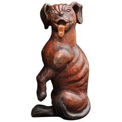 Dog of Saint Rocco, circa 1780