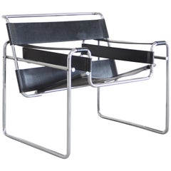 Knoll International Wassily Chair by Marcel Breuer