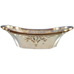 King George by Watson Sterling Silver Nut Dish #5559