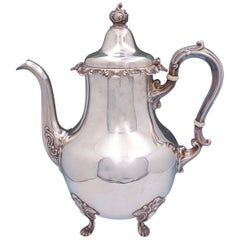 Strasbourg by Gorham Sterling Silver Coffee Pot #1141 2 3/4 Pints