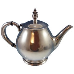 Royal Danish by International Sterling Silver Tea Pot #13002