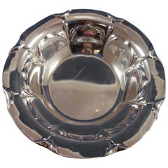 Serenade by Reed & Barton Sterling Silver Round Bowl #900