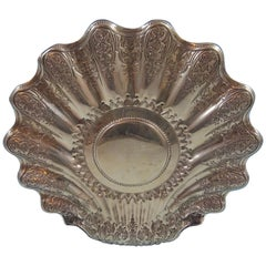 Marmalijo Mexican Mexico Sterling Silver Dish Shell Shape