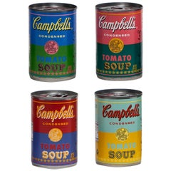 Andy Warhol Campbell's Soup Cans 50th Anniversary Limited Edition
