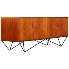 Midcentury Minimalist Sideboard