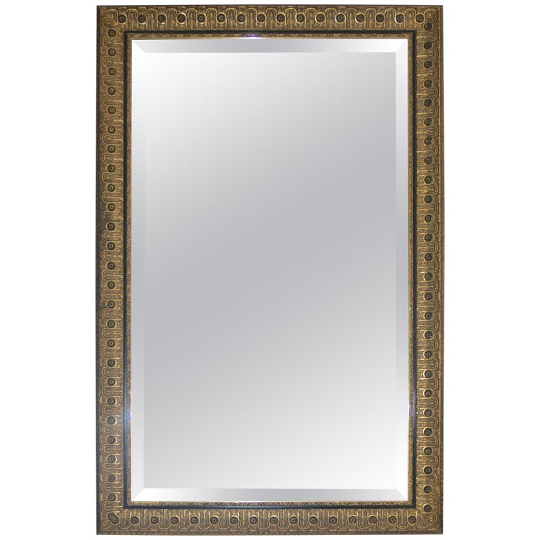 Neoclassical Wall Mirror For Sale