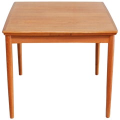 Poul Hundevad Teak Dining Table for Hundevad & Co