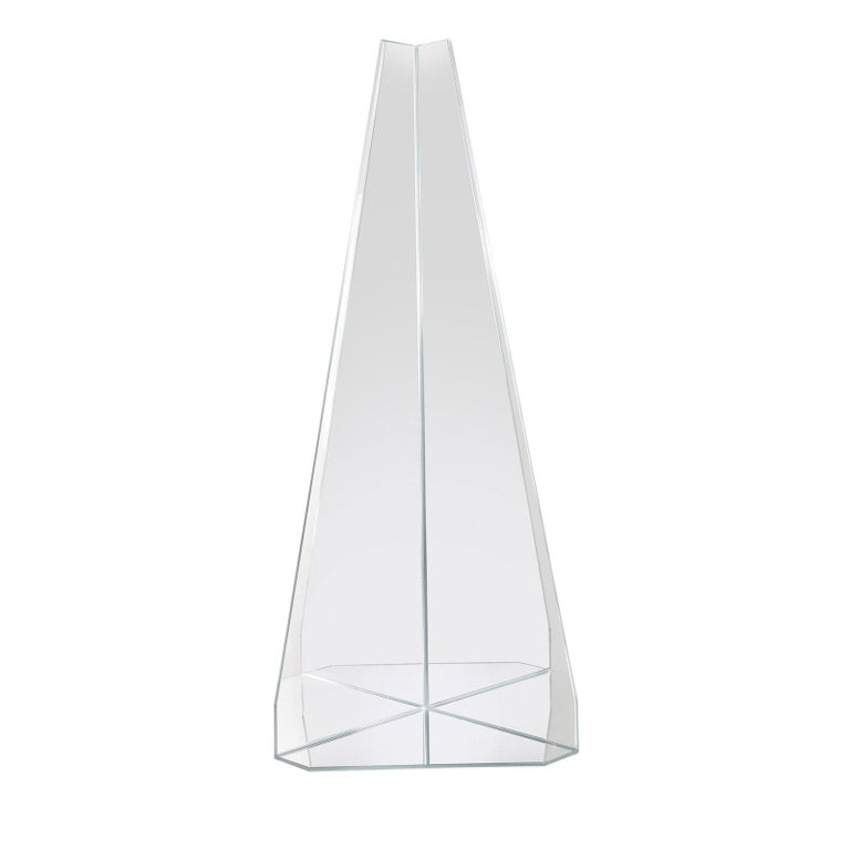 Ray Mirror by Marco Brunori by Adele C For Sale