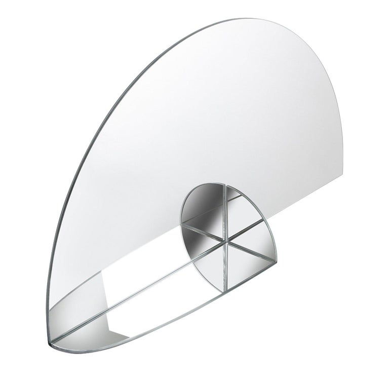 Pablo Mirror by Marco Brunori by Adele C For Sale