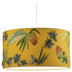 Zanzibar Ceiling Lamp Shade by Luci di Seta