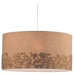 Aurum Ceiling Lamp Shade by Luci di Seta