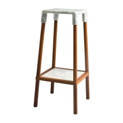Oslo High Table by Gritti Rollo by MGM Marmi & Graniti