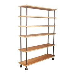 Bespoke Industrial Shelving and Storage Unit or Bookcase