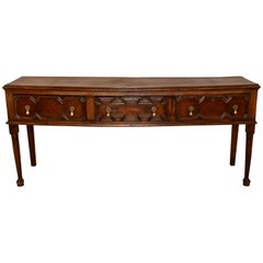 Period William and Mary Sideboard