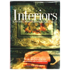 Interiors by Min Hogg and Wendy Harrop, First Edition