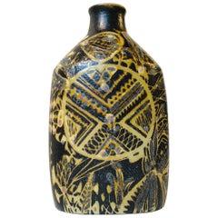 Mitte des Jahrhundert Keramikvase von Nils Thorsson für Royal Copenhagen, 1960er Jahre