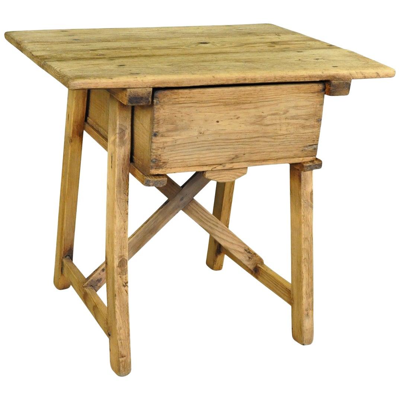 Catalan 18th Century Diminutive Side Table