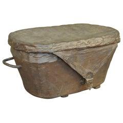 Delightful 19th Century Provencal Picnic Basket