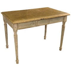 Outstanding 18th Century Period Louis XVI Table