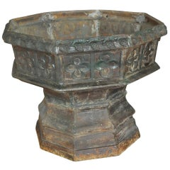 Monumental French 19th Century Jardinière