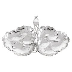 Sterling Dish with Handle