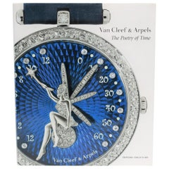 Van Cleef & Arpels, The Poetry of Time, Coffee Table or Library Book