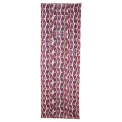 19th Century Ikat Panel from Tajikistan