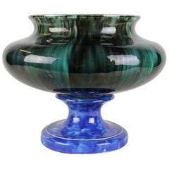 Ceramic Cachepot by Ceramiques Decoratives de Hasselt, Belgium, circa 1910