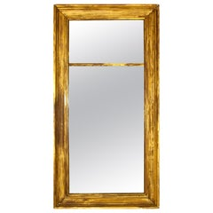 Antique Giltwood Pier Mirror
