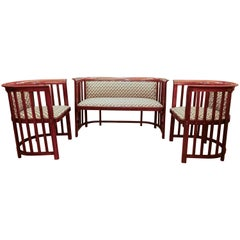 Josef Hoffmann Seating Group