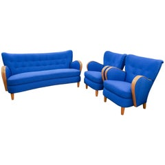Swedish Art Deco Lounge Group