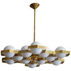 Honeycomb Chandelier by Fabio Ltd.